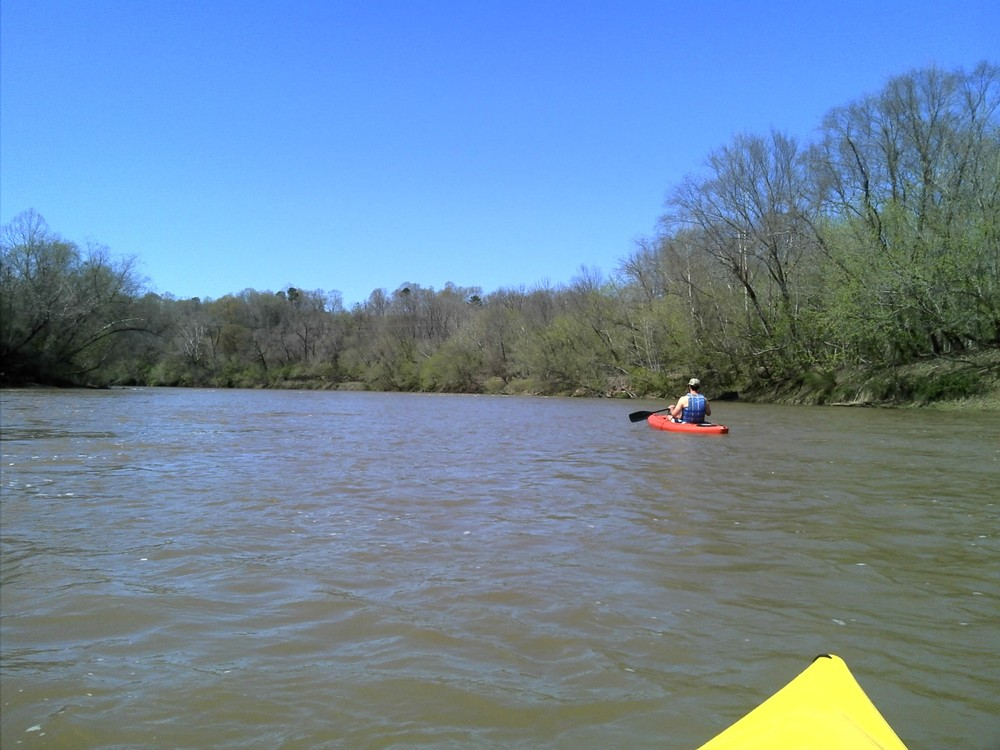 Island Ford On The Broad River Nc